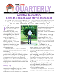 HomeTouch Quarterly Page